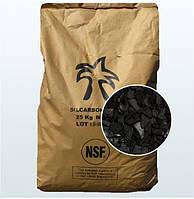 Уголь активированный для очистки воды кокосовый Silcarbon/Силкарбон K835 Киев