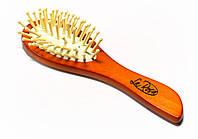 РАСЧЕСКА для волос La Rosa деревянная
