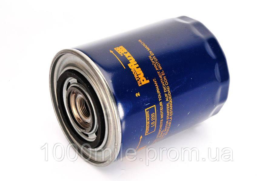 Фильтр масла на Renault Master II 2.5D/ 2.8dTi 1998->2010 Purflux (Франция) - PX LS235