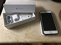 Смартфон Apple iPhone 6 Plus 16gb Silver Неверлок, фото 1