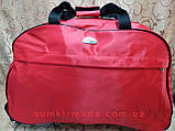 Дорожная сумка на колесах для ручной клади в самолет (только оптом), фото 2