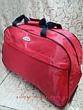 Дорожная сумка на колесах для ручной клади в самолет (только оптом), фото 3