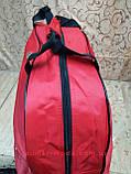 Дорожная сумка на колесах для ручной клади в самолет (только оптом), фото 4