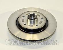 Тормозной диск задний с подшипником 274mm на Renault Kangoo II 2008-> Renault (Оригинал) 43 20 208 79R