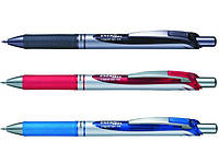 Ручка-роллер автомат Pentel BL77 0,7мм (BL77-А (черный) x 437)