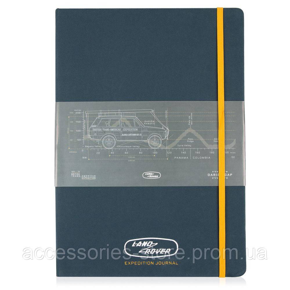 Блокнот - записная книжка Land Rover Heritage darien gap Notebook
