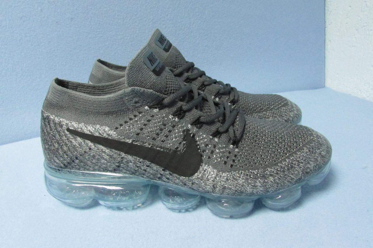 bc5e5260a1ea Кроссовки мужские Nike Vapor Max (558) серые код 0533А, цена 1 150 ...