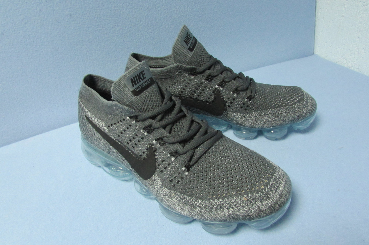e34b855c4887 Кроссовки мужские Nike Vapor Max (558) серые код 0533А  продажа ...