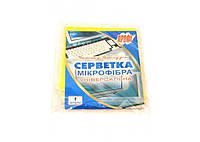 Салфетки для пыли Салфетка-микрофибра универсальная Профи 0146535 (0146535 x 38236)