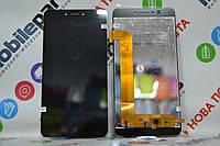 Оригинальный Дисплей + Сенсор (Модуль) для Prestigio PSP 3530 Duo Muze D3 (Черный)