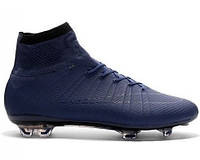 Футбольные бутсы Nike Mercurial Superfly 2016 FG Navy Blue