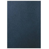 Обложка под кожу Leitz 250г (33663 (синяя) x 35118)