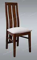 Стул деревянный с мягким сидением ДАЛЛАС+ для гостиной дома, банкетного зала кафе и ресторана