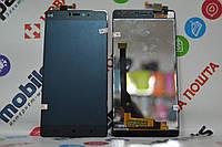 Оригинальный Модуль (дисплей+сенсор) для Xiaomi Mi4c (Черный)