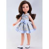 Кукла ТМ Paola Reina Кэрол в нежно голубом