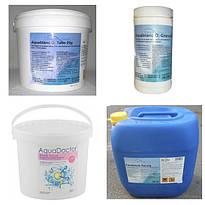 Активний кисень (безхлорна обробка)