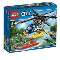 Lego City Преследование на вертолете 60067