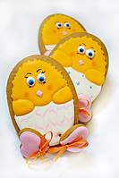 Пасхальный медовый имбирный пряник - Пасха 2017