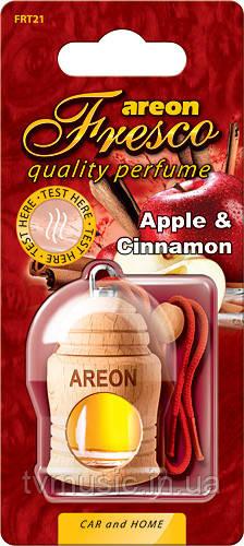 Ароматизатор Areon Fresco Apple & Cinnamon / Яблоко и корица