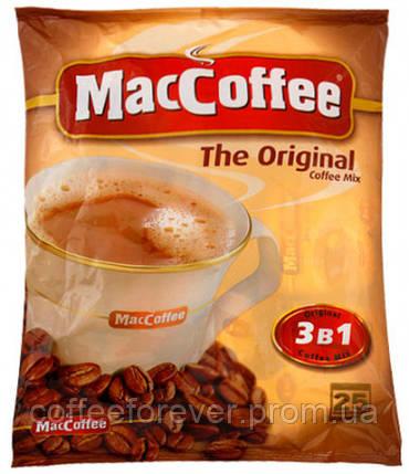 Кофейный напиток MacCoffee 3-в-1 ,25 пак , фото 2