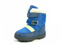 Детские зимние ботинки J&G:A-9771-1