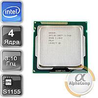 Процессор Intel Core i5 2400 (4×3.10GHz/6Mb/s1155) б/у