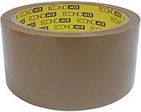 Скотч упаковочный коричневый 48 мм х 50м E40802 (E40802 x 10721)