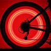 Светодиодные фонарики на спицы, подсветка велосипедныйх колес, фото 2