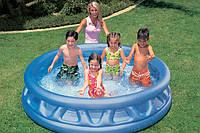 Детский надувной бассейн Intex 58431 , детские игровые комплексы, игры для детей, Интекс
