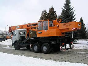 Автокран КТА-28, фото 3