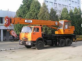 Автокран КТА-18.01, фото 2