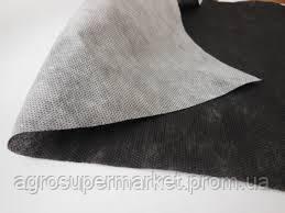 Ароволокно П-50 двух цветное (черно-белое) мульча 1,6 м; длинна 100м