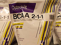 BCAA Аминокислоты OstroVit Extra Pure 500 г. (Польша)