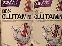Глютамин Ostrovit L-glutamine Аминокислоты 500 г