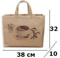 Эко-сумки (Стандартные)  Шир.-38 Выс.-32 Гл.-12см.