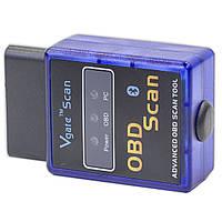 Диагностический сканер OBD 2 ELM327 Bluetooth v 2.1 для сервисного обслуживания с Torque исправление ошибок