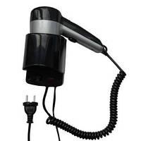 Фен для гостиничного номера SC0020CS/SC0020 (чорний пластик для готелів 1200Вт[SC0020CS] x 1312)