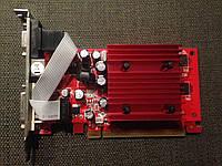 ВИДЕОКАРТА Pci-E Nvidia GeForce 6200 TC на 256 MB с ГАРАНТИЕЙ ( видеоадаптер 6200TC 256mb  )