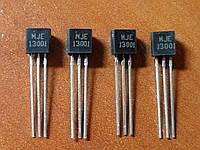 Транзистор MJE13001 / 13001 TO-92 - NPN 600V 0,2A - ремонт зарядок, ИБП