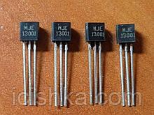 MJE13001 / 13001 TO-92 - Транзистор NPN 600V 0,2A - ремонт зарядок, ИБП