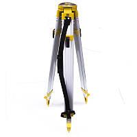 Алюминиевый штатив для нивелира Nivel System SJJ1, 1,1-1,6 м, D 120 мм, 3.0 кг