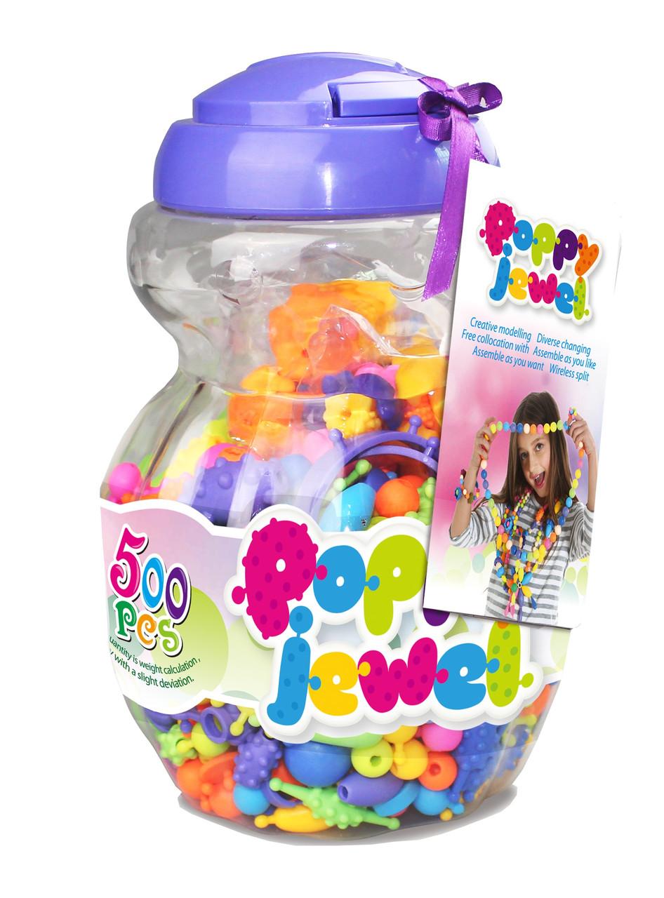 Набор для изготовления украшений «Poppy Jewel» (72000) 500 деталей
