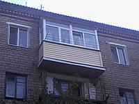 Балконы под ключ в Макеевке