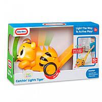 Little Tikes  Литл Тайкс Развивающая каталка Тигр со световыми эффектами 640926