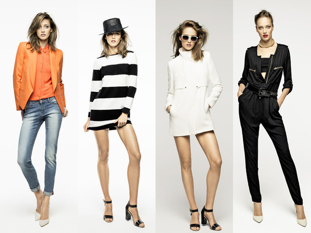 Брендовая женская одежда Pronto moda, сток оптом