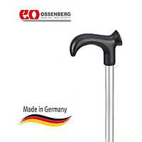 Облегченная регулируемая по высоте трость с ручкой «Derby basic» Ossenberg 505, (Германия)