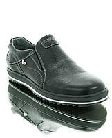 Туфлі дитячі чорні, шкіра (1532М чн. Шк) Romastyle