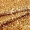 Кожа метис Foil жатое золото