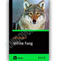 KM Classic White Fang by Jack London
