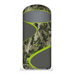 Спальный мешок Norfin Scandic Comfort Plus 350 Camo (NC-30215)